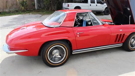 corvette hardtop convertible  ncrs top
