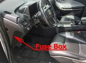 Fuse Box Diagram  U0026gt  Chevrolet Volt  2011