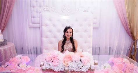 ways    quinceanera head table stand