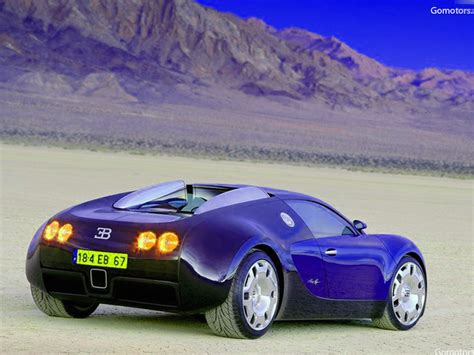 Bugatti EB 18-4 Veyron Concept 1999 Reviews - Bugatti EB ...