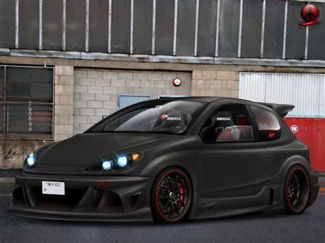 awesome peugeot sport peugeot 206 sport image 42