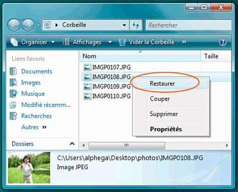afficher la corbeille sur le bureau 28 images comment
