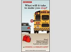 NC School Bus Safety Web
