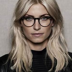 Moderne Brillen 2017 Damen : frisuren 2018 damen halblang ~ Frokenaadalensverden.com Haus und Dekorationen