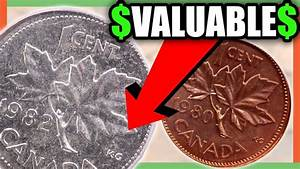VALUABLE CANADIAN PENNIES TO LOOK FOR IN YOUR POCKET ...