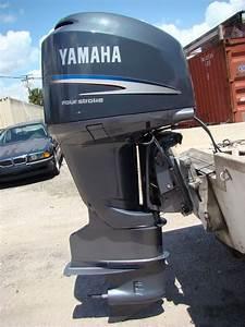 2006 Yamaha 250 Hp 4