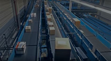 TrueSort™ automated parcel solutions   Pitney Bowes