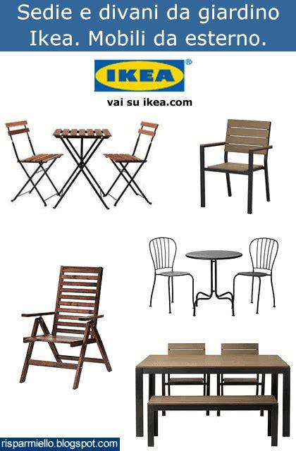 offerte mobili giardino risparmiello tavoli e sedie da giardino ikea per esterno