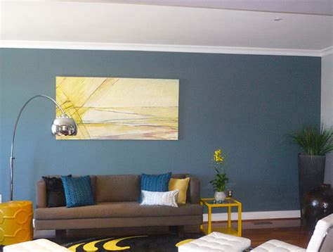 vivid interior color combinations for the modern home