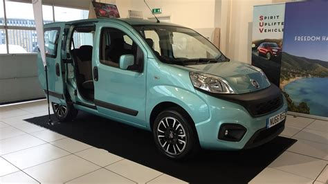 fiat qubo exterior  interior review youtube