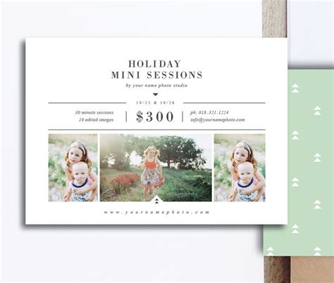 photographer business cards ideas  pinterest