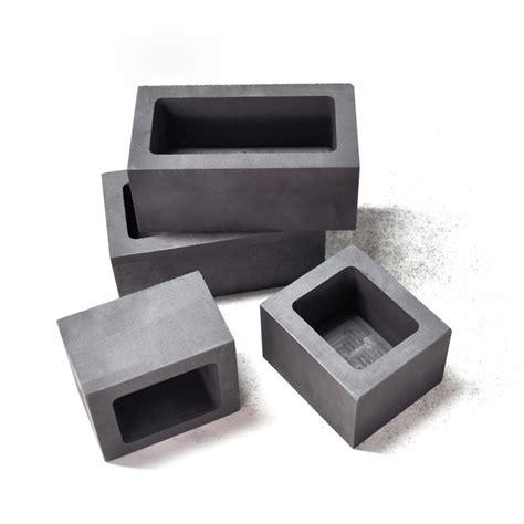 china hot sale high quality customized metal melting graphite ingot mould china hot pressing