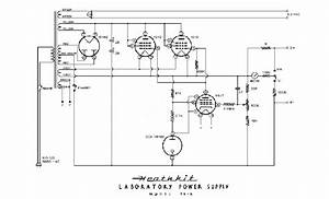 Heathkit Ps2 Regulated Supply Sch Service Manual Download