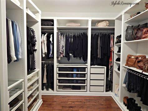 Schrank Ikea by Reving My Closet With The Ikea Pax Wardrobe Stylish