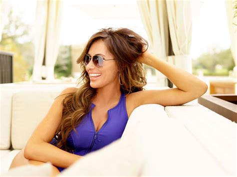 Holly Sonders Photos Most Beautiful Women In Golf 2017