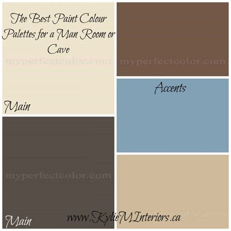 best paint colors for a man room man cave office