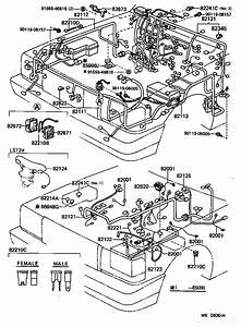 Toyota Crowngs121-sesqf - Electrical