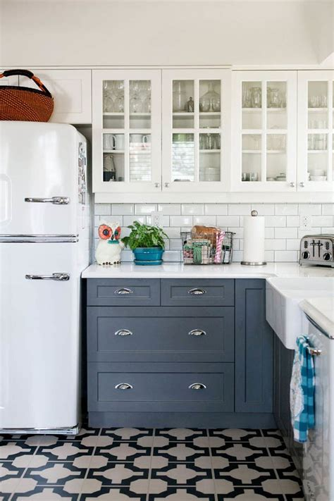 tile flooring kitchen 17 best ideas about blue gray kitchens on 2748