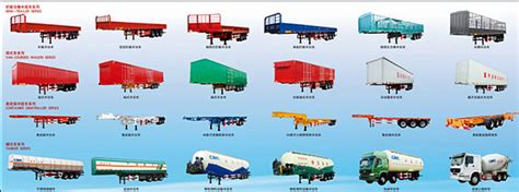 Cimc Factory Flat Bed Type Container Semi Trailer With