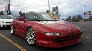 Find Used 1992 Toyota Mr2 Built V6 Blitz Coilovers Dvd Greddy T Tops One Of A Kind In Spokane