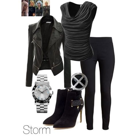 1000+ ideas about Storm Costume on Pinterest   Mystique Costume Wolverine Costume and Black ...
