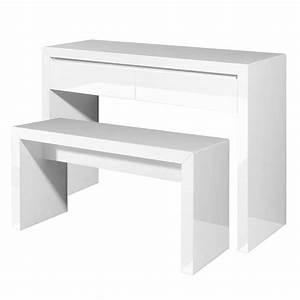 Schminktisch In Weiß : make up tafel kopen online internetwinkel ~ Markanthonyermac.com Haus und Dekorationen