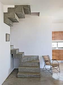 Escalier Colimaçon Beton : 25 best ideas about escalier en beton on pinterest escaliers en b ton b ton and b ton ~ Melissatoandfro.com Idées de Décoration