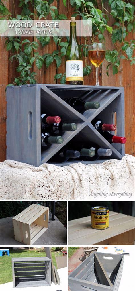 diy wood crate projects  lots  tutorials