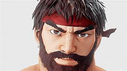 Ryu Fighter Street Vs Capcom Gifs Steam