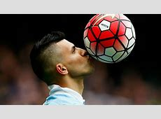 Sergio Aguero Manchester City Goalcom