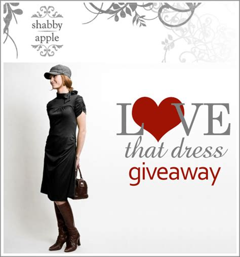 shabby apple returns love that dress giveaway
