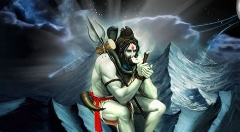 stories reveals  bholenath started consuming weed