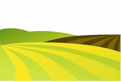 Plain Clipart Plains Landscape Clip Agriculture Hills