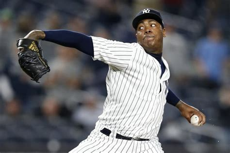 yankees aroldis chapman fixed  dominant fastball