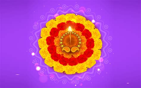 Diwali Rangoli Wallpapers  Hd Wallpapers  Id #18912