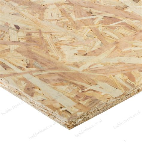 Osb Board 11mm X 2440mm X 1220mm (osb3