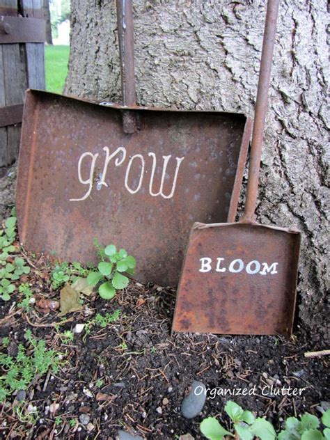 lovely garden sign ideas   admire