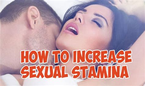 26034 how to increase stamina in bed how to increase sexual stamina in bed 7 ways to boost