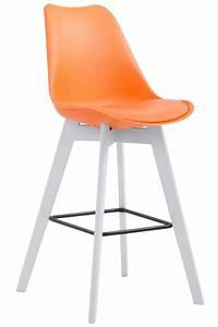 Chaise Cuisine Bois : tabouret bar metz chaise plastique similicuir bois cuisine repose pied bistro ebay ~ Melissatoandfro.com Idées de Décoration