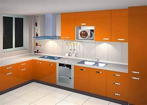 orange kitchen cabinets home kitchen With what kind of paint to use on kitchen cabinets for download facebook stickers