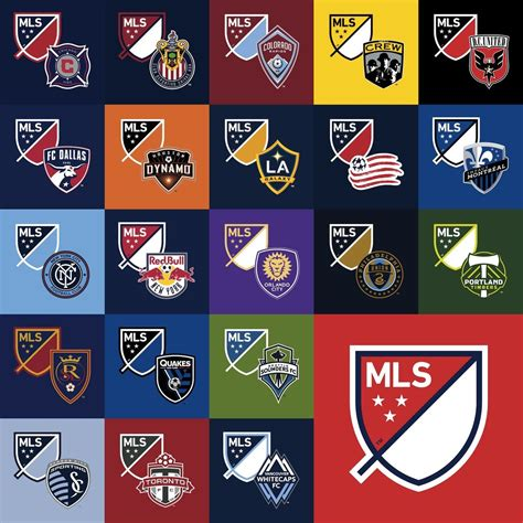 MLS Gives Itself a Makeover With New Logo | Mls soccer ...