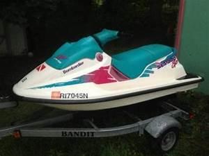 1994 Seadoo Watercraft Sp  5870  Spx  5871  Spi  5872  Xp