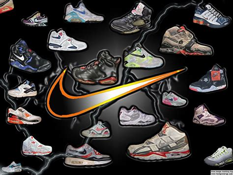 nike basketball shoes collection wallpaper shoes wallpapers top free