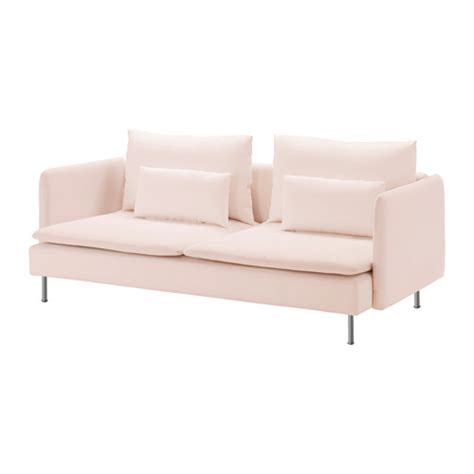 ikea soderhamn sofa bed s 214 derhamn sofa samsta light pink ikea