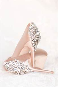 chagne colored wedding shoes blush wedding 23 impossibly ideas