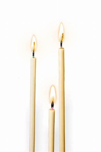 Candles Slim Beeswax