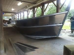 19 U0026 39  Crawfish Skiff Build Thread - The Hull Truth