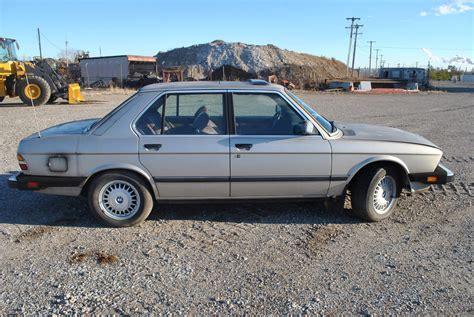 1986 Bmw 535i by 1986 Bmw 535i Classic Bmw 5 Series 1986 For Sale