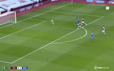 Video: Welbeck stuns Villa with beautiful lob goal for ...