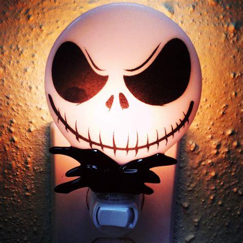 jack skellington night light nightmare before christmas